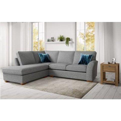 M&S Lincoln Corner Chaise Sofa (Left-Hand) - L3stc -...