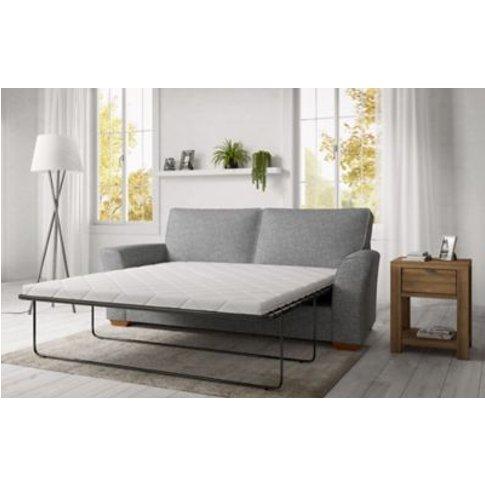 M&S Lincoln Large Sofa Bed (Sprung Mattress) - Lsben...