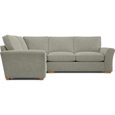 Lincoln Small Corner Sofa (Left-Hand)