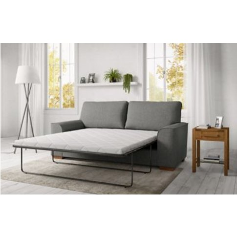 M&S Nantucket Large Sprung Sofa Bed - 1size
