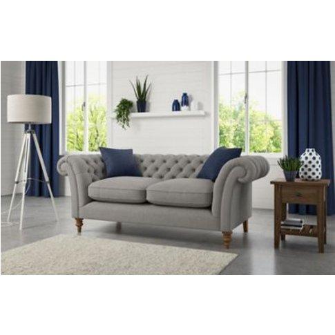 M&S Ashingdon Large Sofa - Grey, Grey,Alabaster