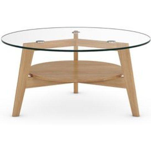 M&S Nord Coffee Table - 1size - Oak, Oak,Walnut