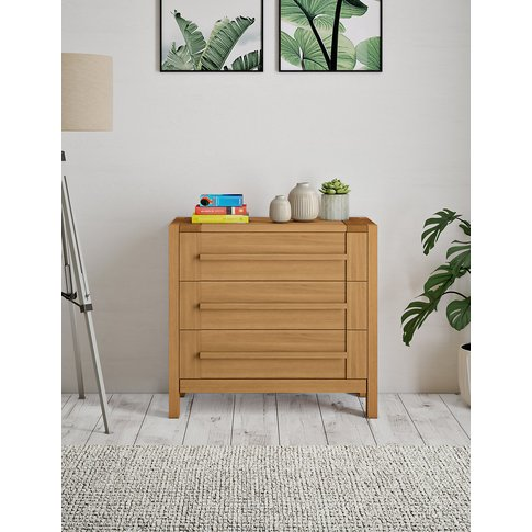 Sonoma 3 Drawer Chest