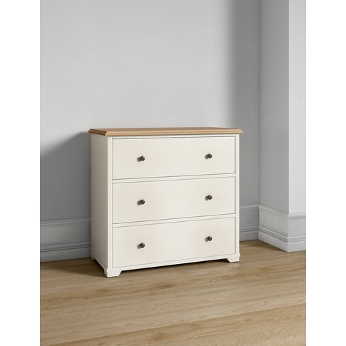 Sandbanks 3 Drawer Chest