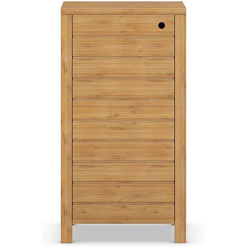 Nagoya Floor Cabinet Natural