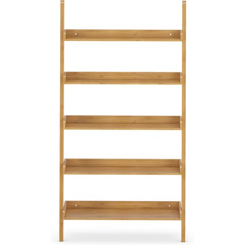 Wide Ladder Shelving