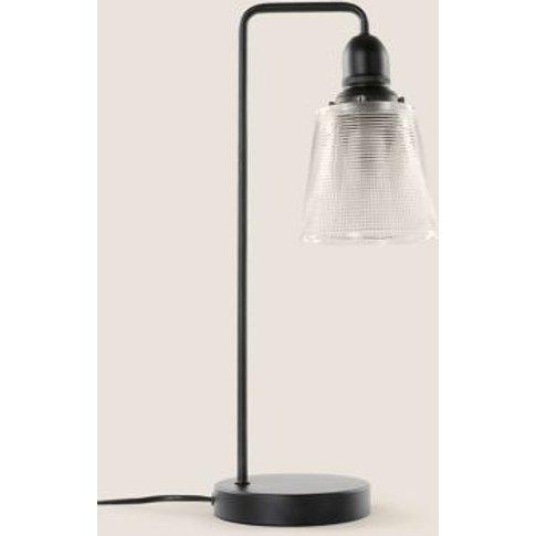 M&S Lexington Table Lamp - 1size - Black, Black