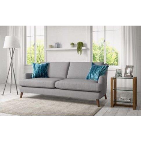 M&S Ashton Large Sofa - Blue, Blue