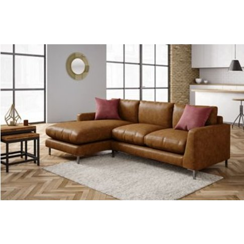 M&S Adwell Corner Chaise Sofa (Left-Hand) - L3stc - Blush, Blush