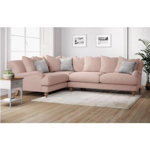 M&S Isabelle Small Corner Sofa (Left-Hand) - Slcnr -...