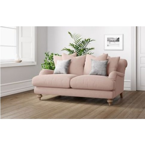 M&S Isabelle Small Sofa - Blue, Blue,Blush