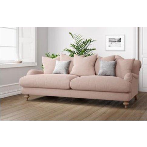 M&S Isabelle Extra Large Sofa - Xlge - Natural, Natu...