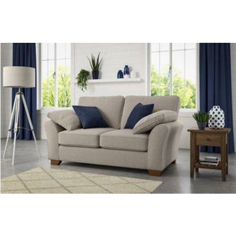 M&S Camborne Medium Sofa - Grey, Grey,Alabaster