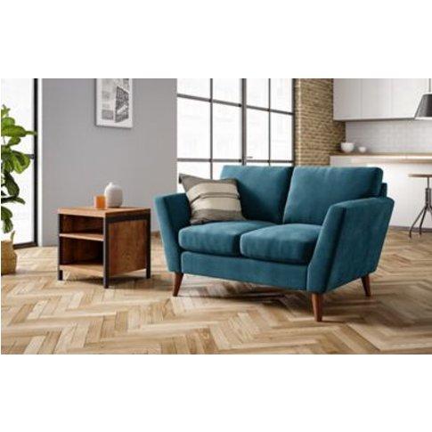 M&S Foxbury Compact Sofa - Compq - Dark Grey, Dark G...