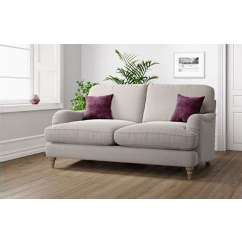 M&S Rochester Medium Sofa - Alabaster, Alabaster