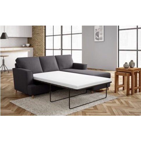 M&S Copenhagen Corner Chaise Storage Sofa Bed (Right...