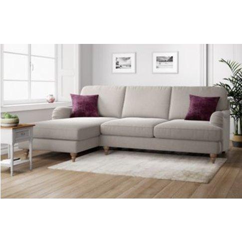 M&S Rochester Corner Chaise Sofa (Left-Hand) - L3stc...