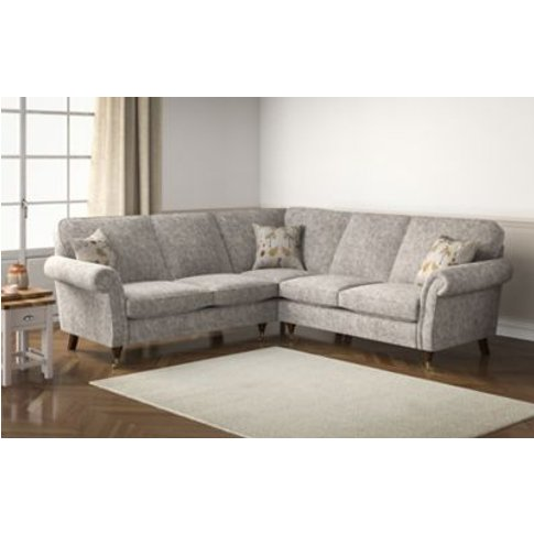 M&S Salisbury Corner Sofa - Cnr - Grey, Grey
