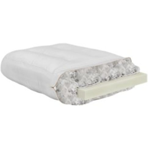 M&S Relaxed Feather Cushion - 1size
