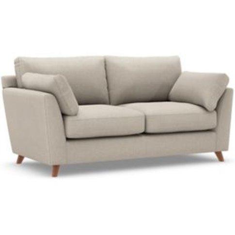 M&S Oscar Small Sofa - Alabaster, Alabaster