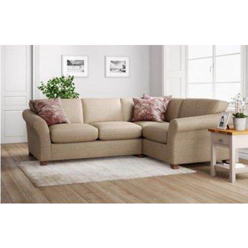 M&S Abbey Small Corner Sofa (Right-Hand) - 1size
