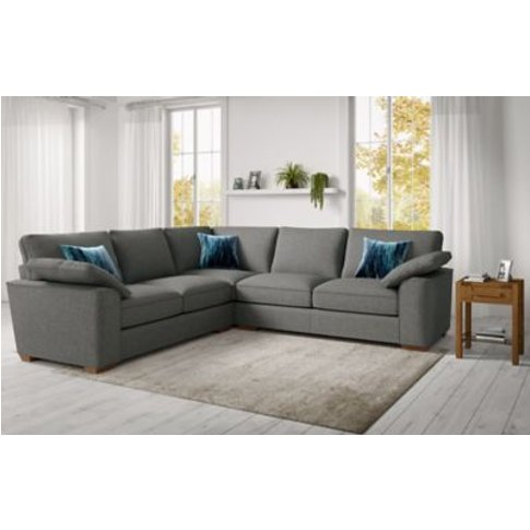 M&S Nantucket Corner Sofa - Cnr - Grey, Grey,Alabaster