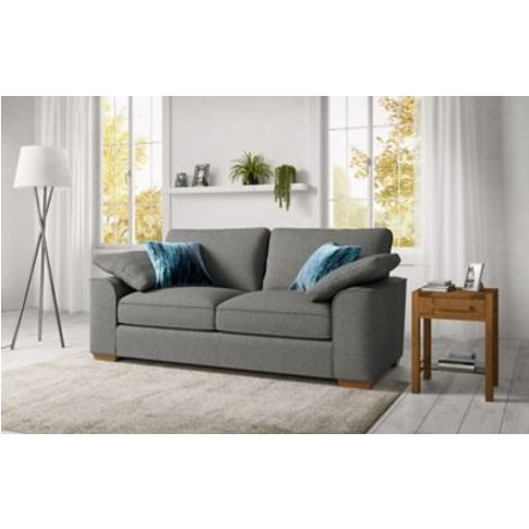 M&S Nantucket Large Sofa - Blue, Blue,Almond,Navy,Da...