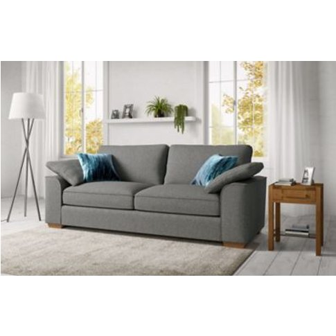 M&S Nantucket Extra Large Sofa - Xlge - Chestnut, Ch...