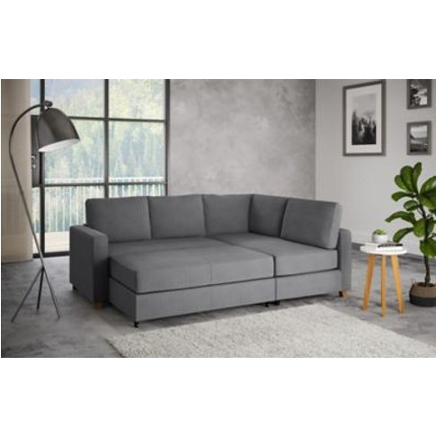 M&S Loft Tromso Corner Sofa Bed (Right-Hand) - Rhcsb...