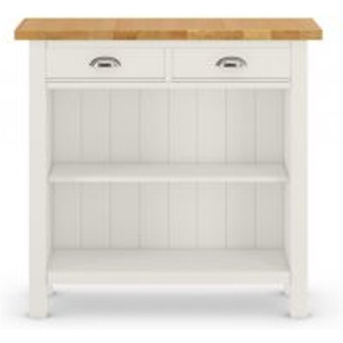 M&S Padstow Console Table - 1size - Dark Blue, Dark ...