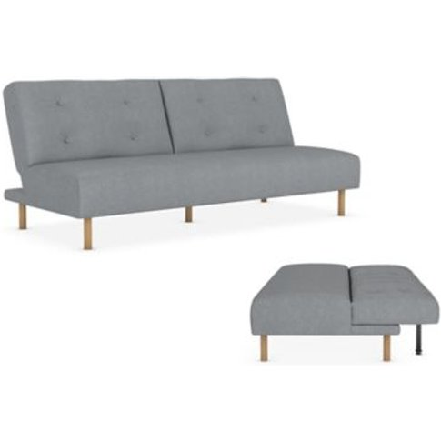 M&S Loft Bailey Fold Out Sofa Bed Without Arms - Fbs...