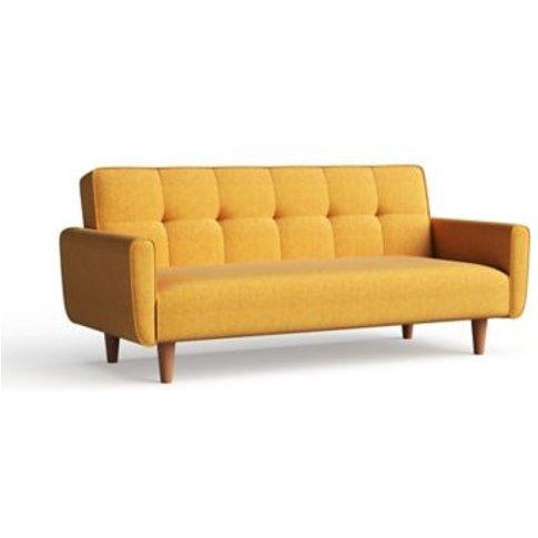 M&S Loft Jasper Sofa Bed - Fbsb - Dusty Pink, Dusty ...