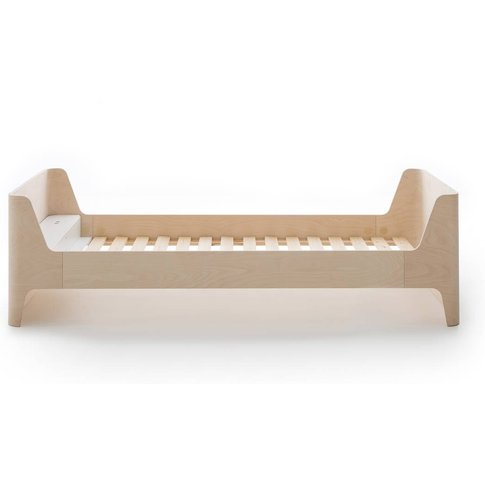 Scandi Single Bed With Base, Designed By E. Gallina