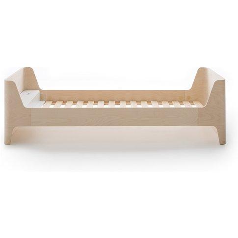 Scandi Birch Single Bed By. E Gallina