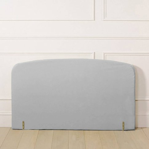 Curved Headboard Cover