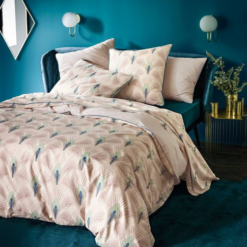 Pampelune Printed Percale Duvet Cover