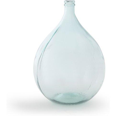 Izolia Demijohn Glass Vase