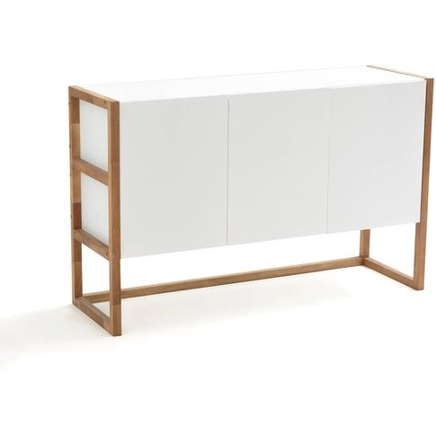 Compo Scandi-Style Oak Sideboard With Storage