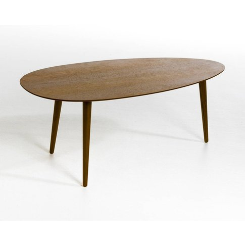Flashback Walnut Coffee Table, L100cm