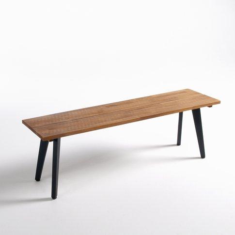 Hiba FSC®* Acacia Garden Bench