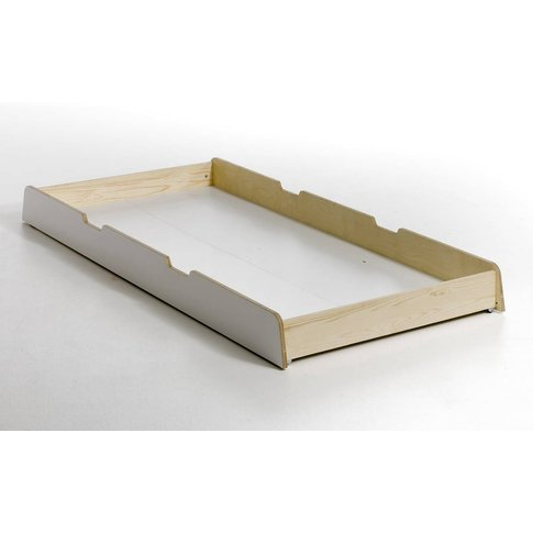 Scandi Underbed Storage Box by E. Gallina