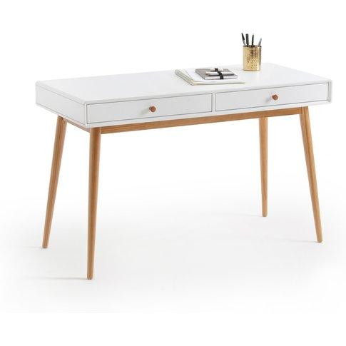 Jimi 2-Drawer Desk