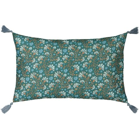 Kalyan Cushion Cover In Cotton Voile