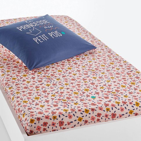 Princess And The Pea Child'S Fitted Sheet