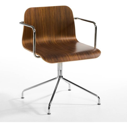 GURWAN Retro Office Chair