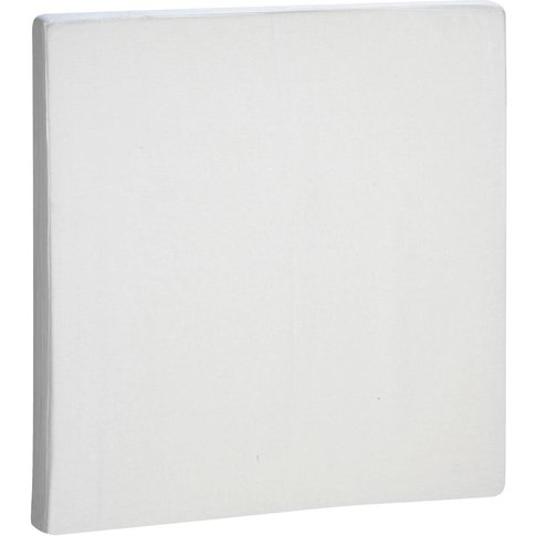 """Stadia"" Pure Linen Headboard Cover, 120 cm High"
