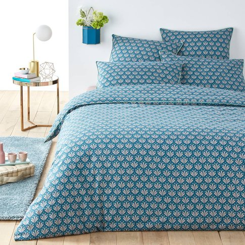 Eventail Printed Duvet Cover