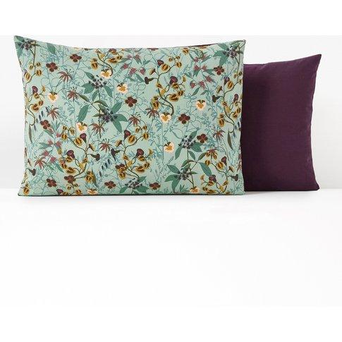 Beronise Washed Cotton Pillowcase