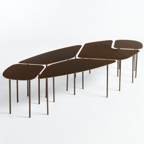 Pettigrew Metal Coffee Table