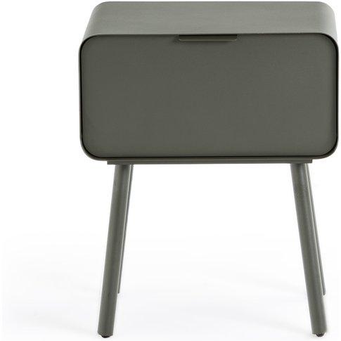 Komaji Metal Bedside Table
